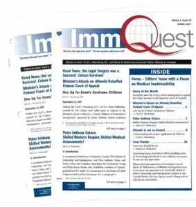 ImmQuest Cover